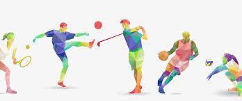 dibujos de diferentes deportes